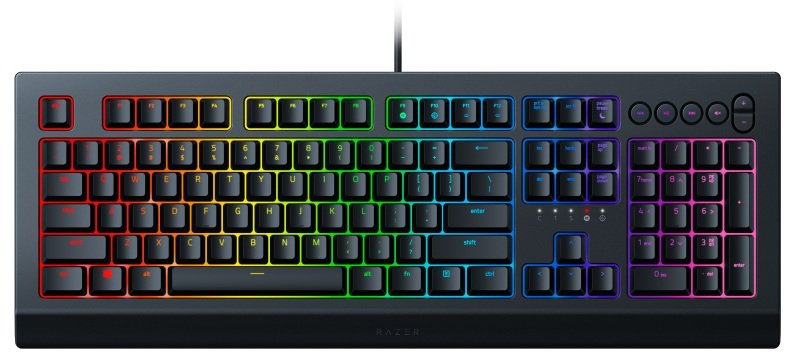 Image of Razer Cynosa V2 - Chroma RGB Membrane Gaming Keyboard