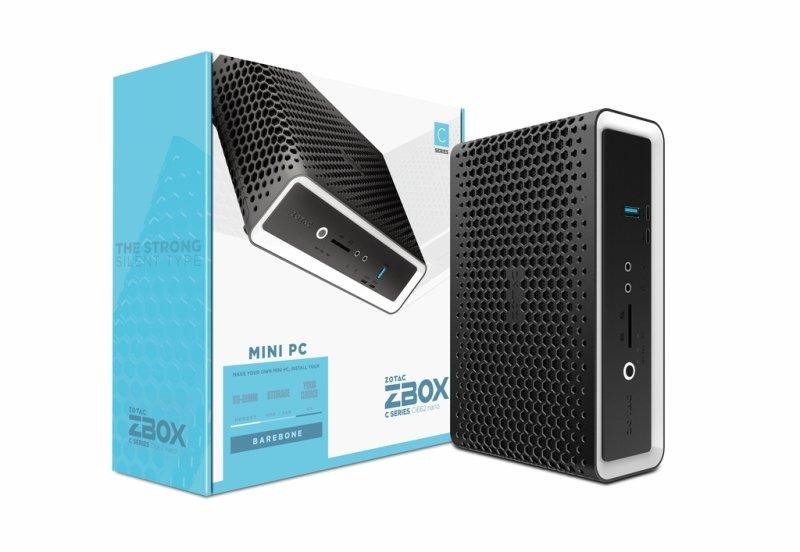 Zotac Zbox CI662 Intel Core I7 Nano Barebone Pc