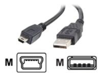 C2G USB 2.0 A Mini B Cable - 2 Metre