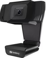 Sandberg USB Webcam - Skype, Teams & Zoom Compatible