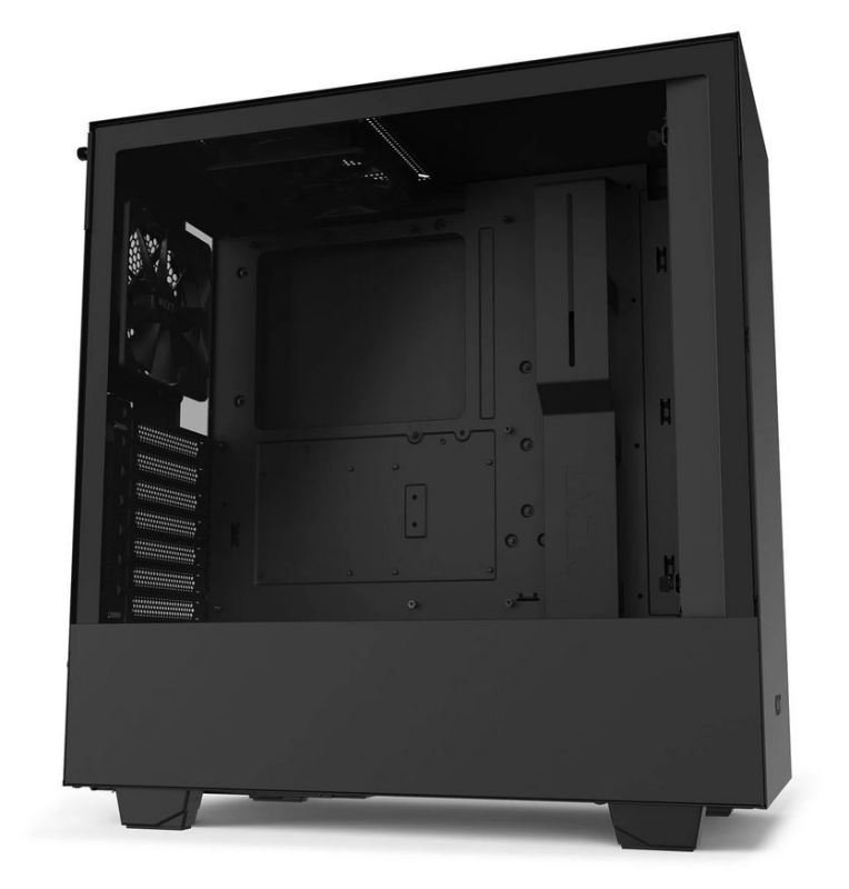 NZXT Black H510 Mid Tower Windowed PC Gaming Case