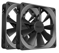 NZXT AER F 140mm Double Pack High Performance PWM Fan