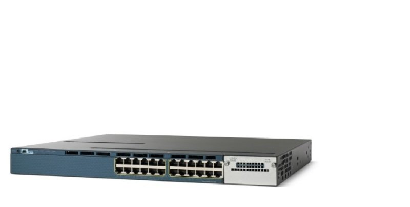 Cisco Catalyst 3560X-24T-S - Switch - 24 Ports - Managed - Rack-mountable - REFURBISHED