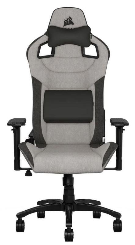 Corsair T3 RUSH Gaming Chair Grey/Charcoal