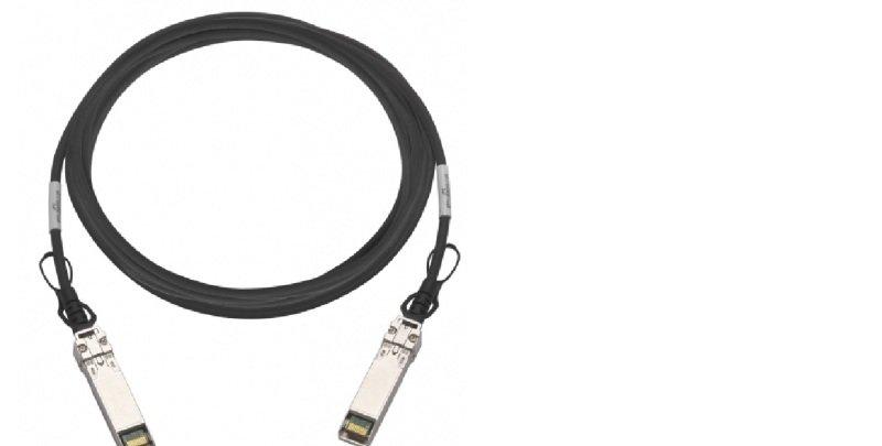 Image of QNAP CAB-DAC30M-SFPP-DEC02 InfiniBand Cable - 3M SFP+