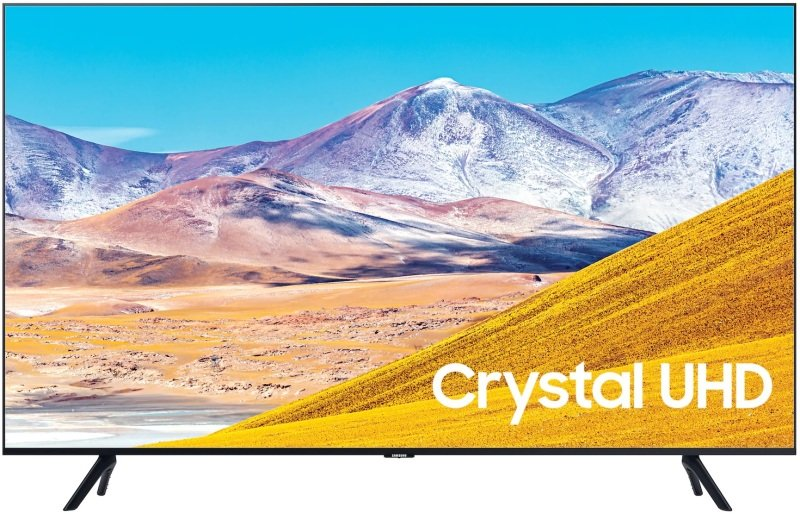 "Samsung UE55TU8072 55"" Crystal Ultra HD 4K Smart TV"