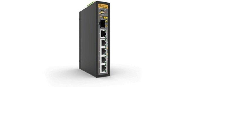 Allied Telesis IS130-6GP - 5 Port Unmanaged L2 Gigabit Ethernet Switch (10/100/1000) - PoE