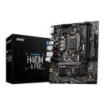 MSI Intel H410M-A PRO Micro-ATX Motherboard