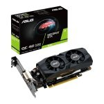 ASUS GeForce GTX 1650 4GB Low Profile OC Graphics Card