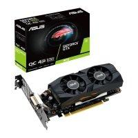 ASUS GeForce GTX 1650 4GB Low Profile OC Graphics Card