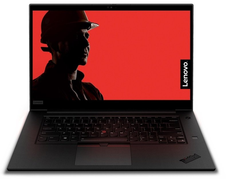 "Lenovo ThinkPad P1 (2nd Gen) Xeon E-2276M 16GB 512GB SSD Quadro T2000 15.6"" Win10 Pro Mobile Workstation"