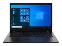 """Lenovo ThinkPad L14 Gen 1 Core i5 8GB 256GB SSD 14"""" Win10 Pro Laptop"""