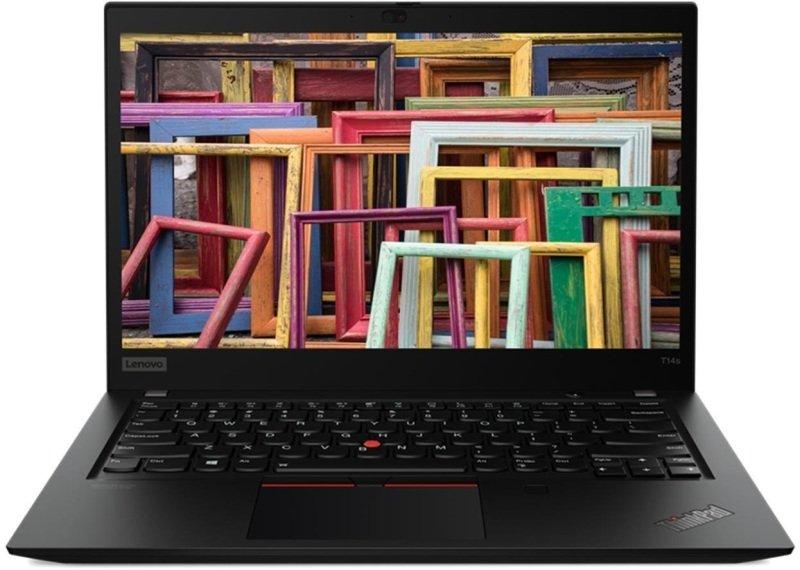 """Lenovo ThinkPad T14s Gen 1 Ryzen 7 16GB 512GB SSD 14"""" Win10 Pro Laptop"""