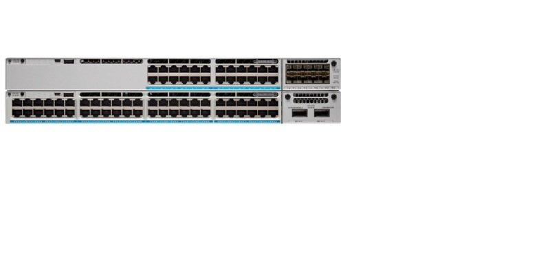 Cisco Catalyst 9300 - Network Advantage - Switch - 48 Ports - Managed - Rack-mountable
