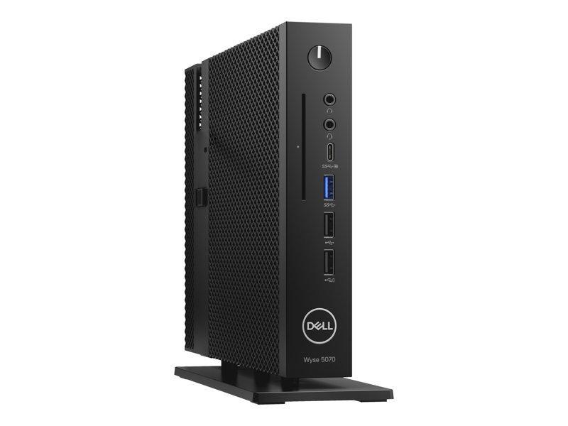 Dell Wyse 5070 - DTS - Thin Client - Celeron J4105 1.5 GHz - 4GB - 32GB