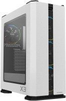 Zalman X3 Top High-End Gaming ATX Mid-Tower Case