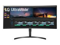 LG 38WN75C 38'' IPS LED Curved Monitor