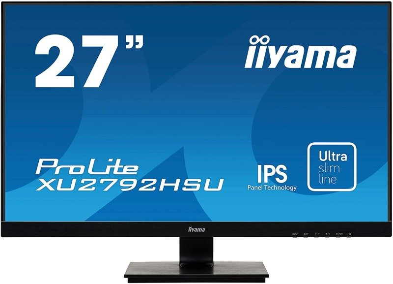 iiyama ProLite XU2792HSU-B1 27'' IPS Full HD LED Monitor
