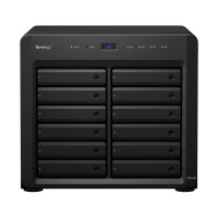 Synology Disk Station DS2419+ - 12 Bay - NAS server -  GB
