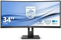Philips 342B1C 34'' VA LED Curved Monitor