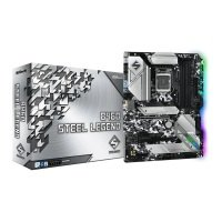 ASRock Intel B460 Steel Legend ATX Motherboard
