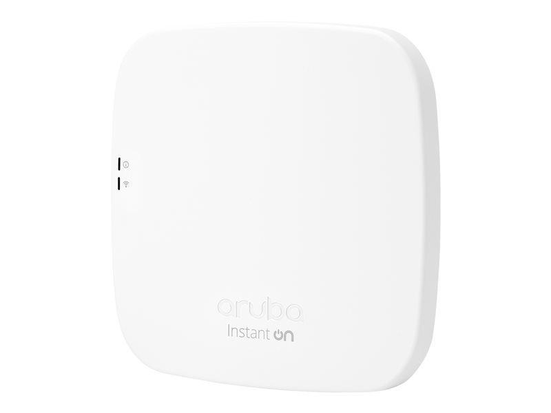 HPE Aruba Instant ON AP12 (RW) - Radio Access Point - 5 Port - PoE Switch Bundle