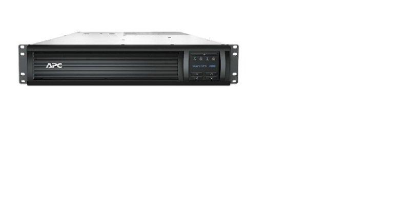 APC Smart-UPS 3000VA LCD RM - UPS - Rack-mountable 2U - 2700 Watt - 3000 VA - with APC UPS Network Management Card