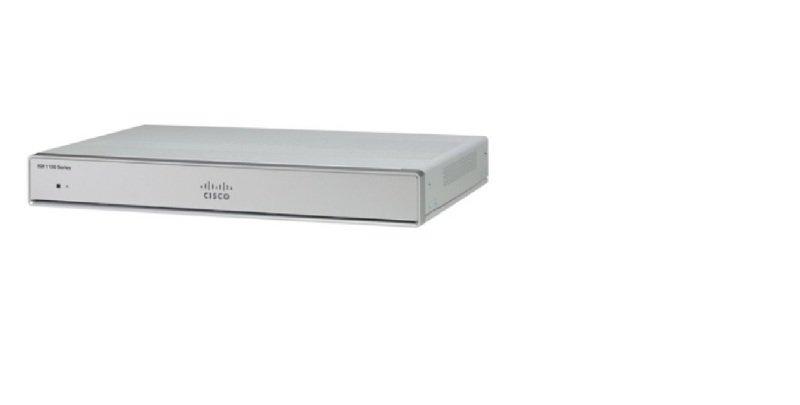 Cisco Integrated Services Router 1113 - Router - DSL Modem - Desktop