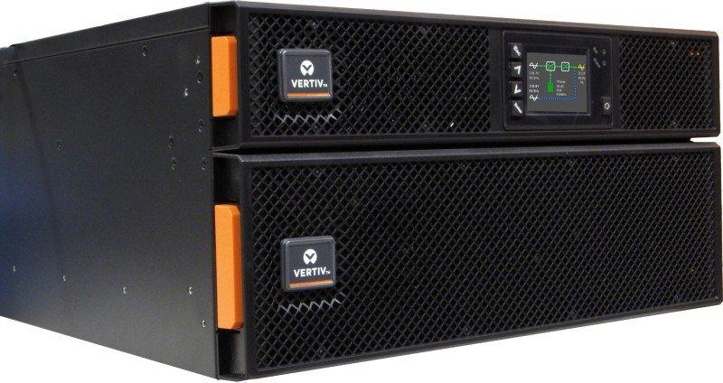 Vertiv Liebert GXT5 - 6000 VA - 6000 W - 230V Rack/Tower 5U - UPS