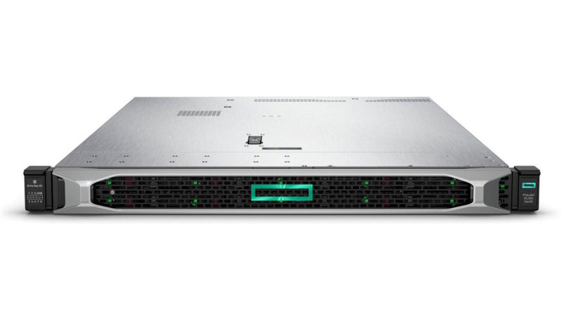 HPE ProLiant DL360 Gen10 - P23578-B21 - Rack-mountable 1U - Xeon Silver 4210R - 2.4 GHz - 16GB