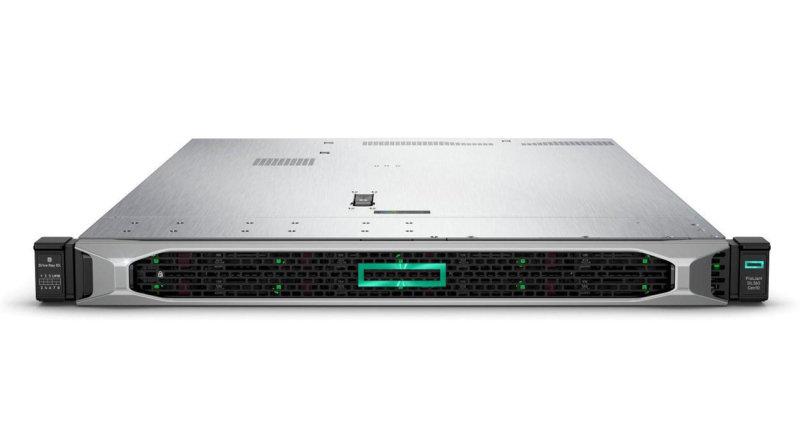 HPE ProLiant DL360 Gen10 - P19776-B21 - Rack-mountable 1U - Xeon Silver 4208 - 2.1 GHz - 16GB
