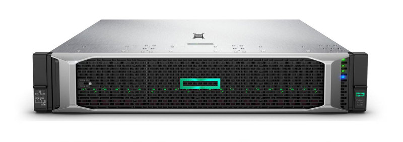 HPE ProLiant DL380 Gen10 - P24841-B21 - Rack-mountable 2U - Xeon Silver 4210R - 2.4 GHz - 32GB