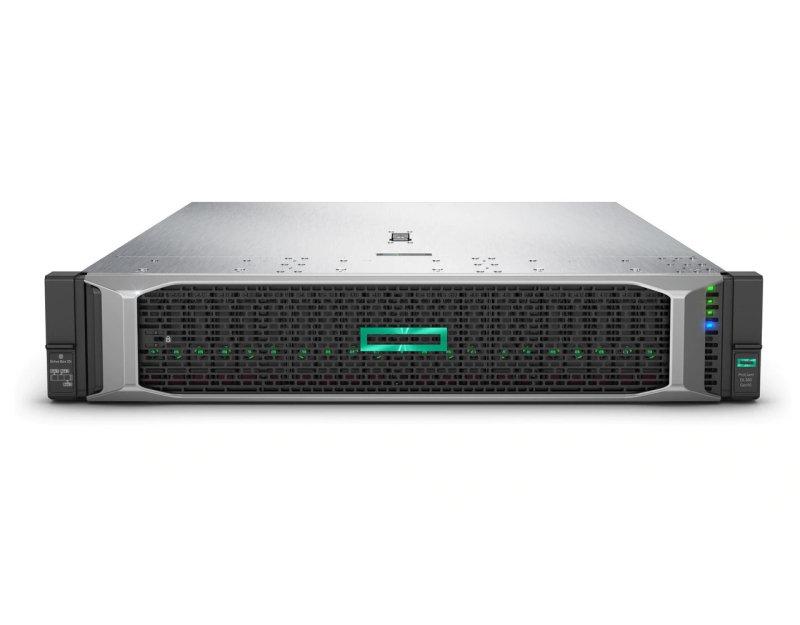HPE ProLiant DL380 Gen10 - P02468-B21 - Rack-mount 2U - 4214 12LFF PERF WW server - 2.2 GHz Intel Xeon Silver - 16GB