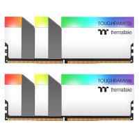 Thermaltake TOUGHRAM RGB Memory DDR4 3600MHz 16GB (8GB x 2) - White NeonMaker