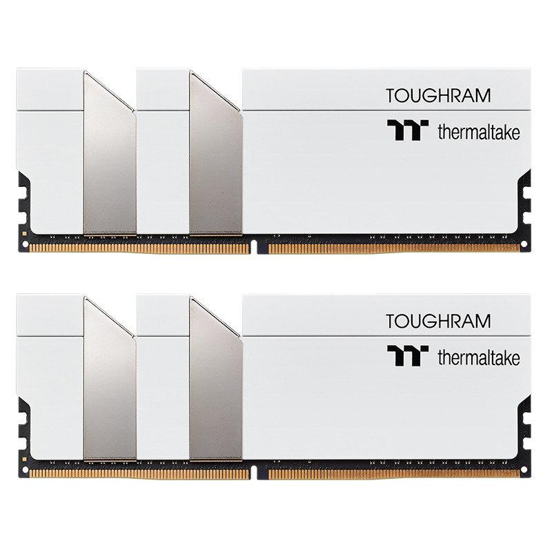 Thermaltake TOUGHRAM WHITE 16GB (2x8GB) DDR4 4000Mhz C19 Memory