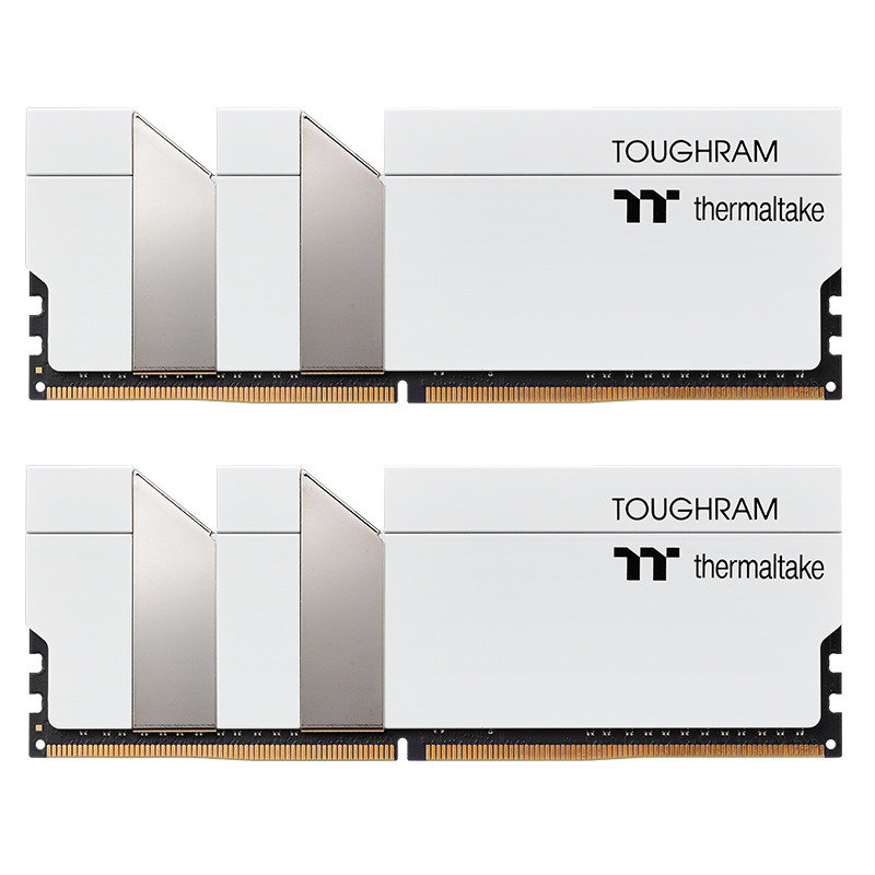 Thermaltake Toughram White 16GB (2x8GB) DDR4 3600Mhz