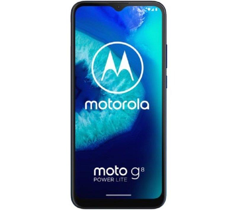 Motorola G8 Power Lite 64GB Smartphone - Blue