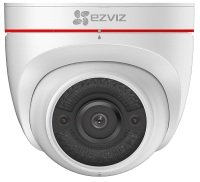 EZVIZ C4W Outdoor Camera with Siren & Strobe Light - Works with Alexa and Google Assistant