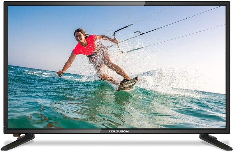"""Ferguson F2420RTS 24"""" HD Smart LED TV with Freeview HD"""