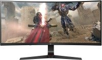LG 34GL750-B 34'' UltraGear IPS Curved Gaming Monitor with G-Sync