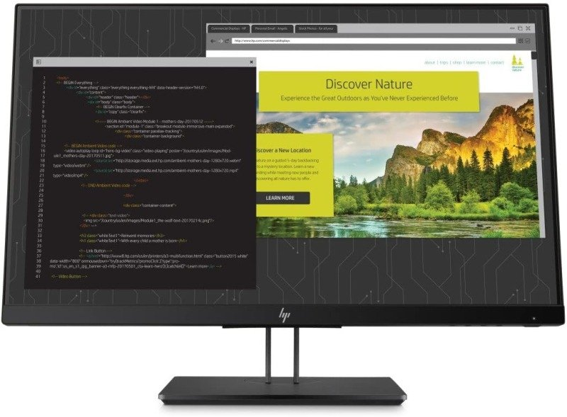 HP Z24nf G2 23.8'' IPS Full HD LED Monitor