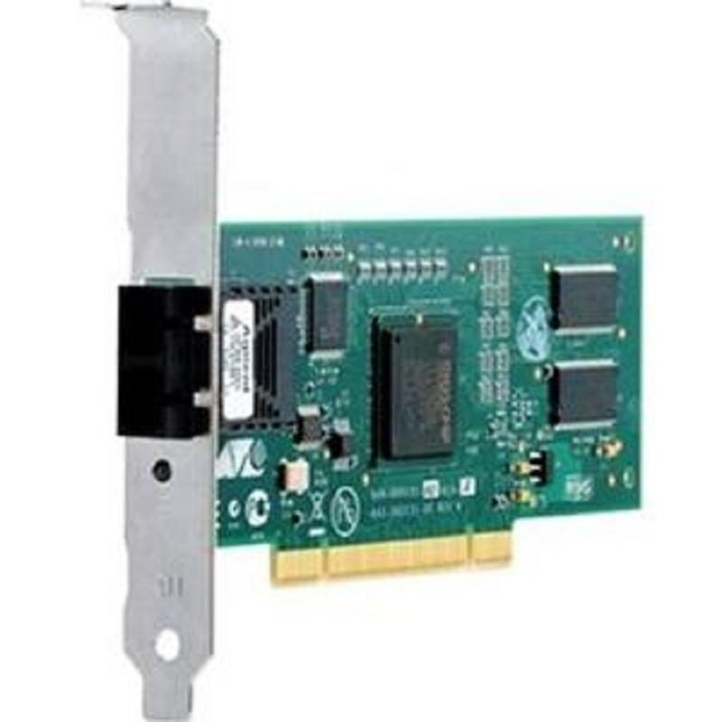 Image of Allied Telesis AT-2911SX/LC-901 - Gigabit Ethernet Card - 1000 Mbit/s Internal