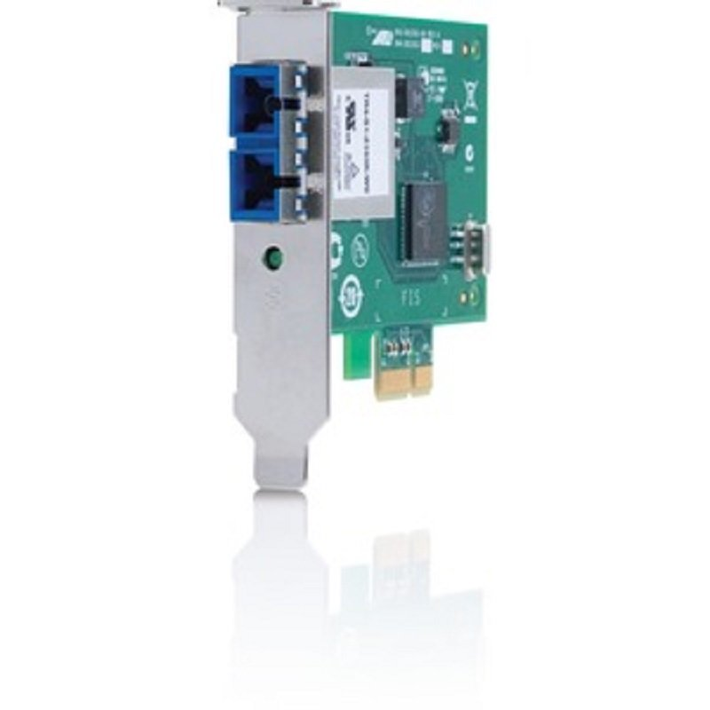 Image of Allied Telesis AT-2911SX/ST-901 - Gigabit Ethernet Card - PCI Express 2.0 - 1 Port(s)