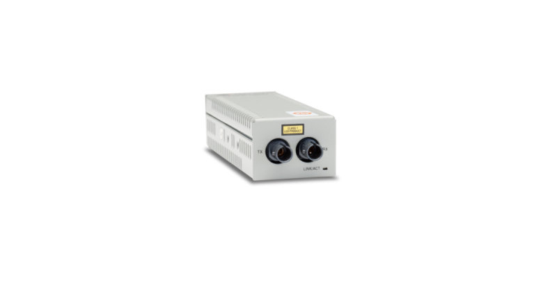 Allied Telesis AT-DMC100/ST-50 - Transceiver/Media Converter - 100 Mbit/s 1310 nm - Multi-mode Fiber