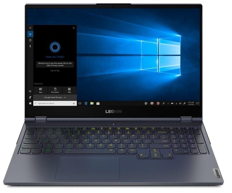 """Lenovo Legion 7i Core i7 16GB 512GB SSD RTX 2070 Super MaxQ 15.6"""" Win10 Home Gaming Laptop"""