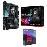 Asus ROG STRIX Z390-F GAMING Motherboard + Intel Core i7 9700K Processor Bundle