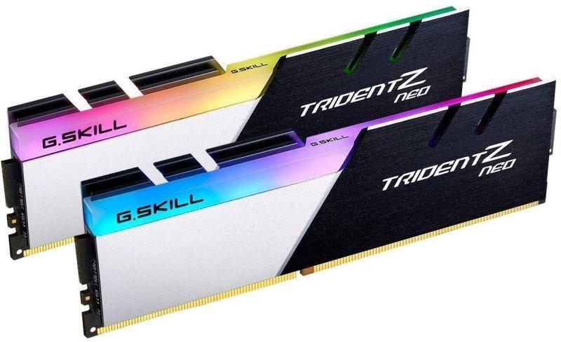 G.Skill Tident Z Neo 32 GB DDR4 32GB 3200 CL16 (2 x 16 GB)  Capacity: 32 GB (16 GB x 2)