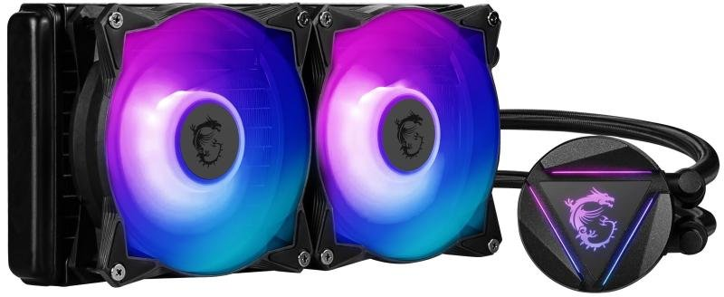 MSI MAG CORELIQUID 240R CPU AIO Cooler for Intel and AMD Platforms