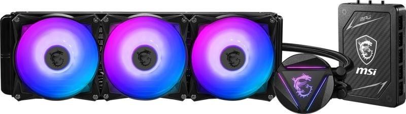 MSI MAG 360mm CoreLiquid 240RH ARGB Intel/AMD CPU Liquid Cooler & Hub