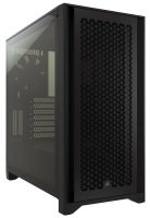 Corsair 4000D Airflow Tempered Glass Mid-Tower - Black